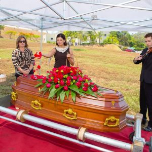 Cerimônia jazigo despedida Funerária Metropax - Funerária Belo Horizonte e região metropolitana