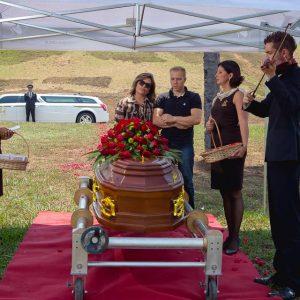 Cerimônia jazigo Funerária Metropax - Funerária Belo Horizonte e região metropolitana