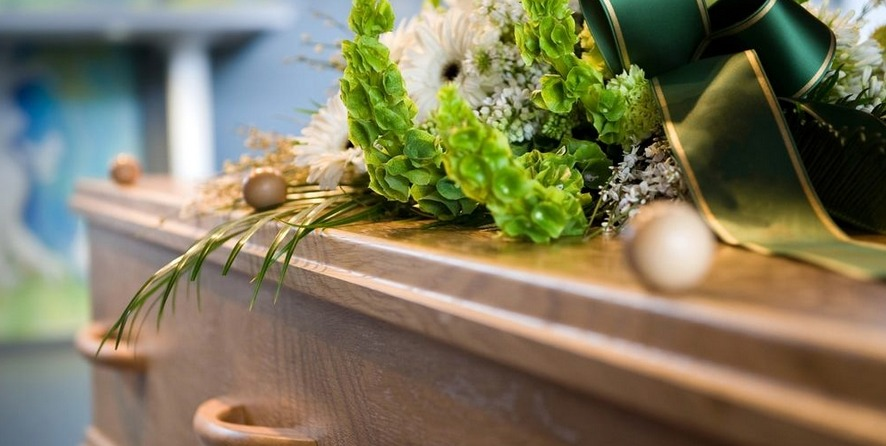 O que acontece antes de um enterro?